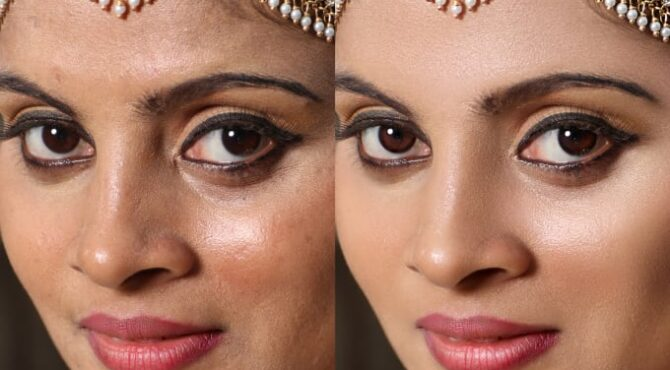 I will do retouching, background removing and any photoshop editing